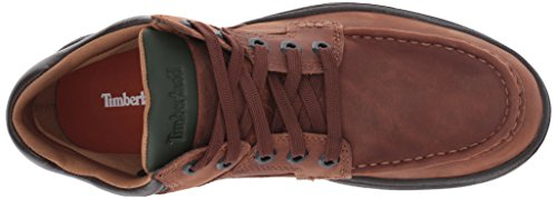 Timberland Mens Hempstead Mt Super Ox Wp Oxford Marrone Medio Pieno Fiore