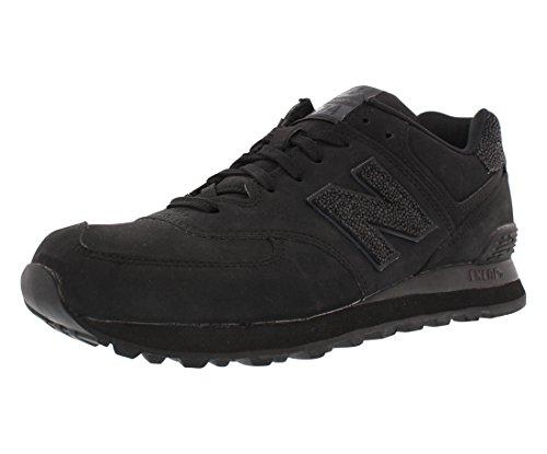 New Balance, Sneaker uomo Black