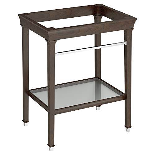 (American Standard 9056030.476 Town Square S Washstand, Dark Cherry)