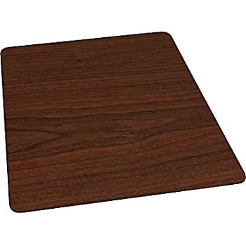 Amazon Com Staples Wood Veneer Style Chair Mat For Hard