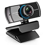 Spedal Full HD Webcam 1536p, Beauty Live Streaming Camera, USB Webcam for OBS XSplit Skype Facebook, Compatible for MAC OS Windows 10/8/7