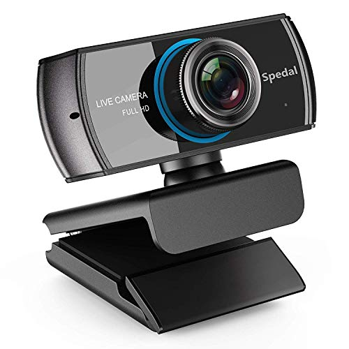 m 1536p, Beauty Live Streaming Webcam, Computer Laptop Camera for OBS XSplit Skype Facebook, Compatible for Mac OS Windows 10/8/7 ()