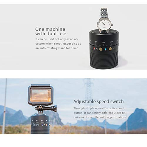 Wikiwand FeiyuTech 360degree Automatic Rotation Stand Holder Stabilizer for Camera by Wikiwand (Image #2)