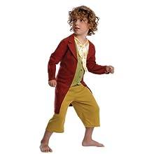 Rubie's - Traje de Bilbo Baggins para niños, multicolor, talla M