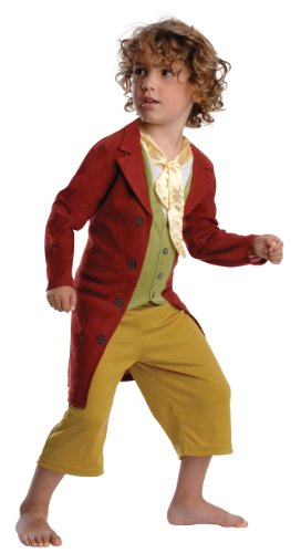 Bilbo Baggins Costumes (Rubie's Bilbo Baggins Costume (medium))
