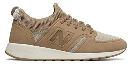 (ニューバランス) New Balance 靴?シューズ レディースライフスタイル 420 Slip-On Khaki カーキ US 8.5 (25.5cm)