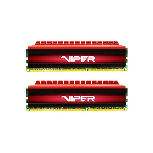 Patriot Memory Viper 4 Series DDR4 32GB (2 x 16GB) 3200MHz (PC4-25600) Dual Module Kit - PV432G320C6K