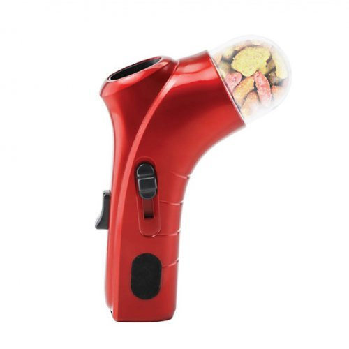 Pet Snack Launcher Red by FinePet