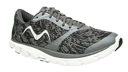 MBT Shoes Women's Zoom 18 Lace Up Athletic Shoe: Black/Mesh 9.5 Medium (B) Lace by MBT