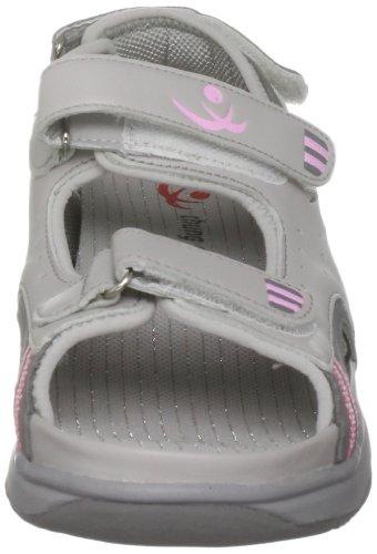 Rosa 91021 Damen Outdoor Sandale Step Shi Sandalen Grau Comfort Grau Chung Texas AuBioRiG nwH7UnBq
