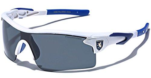 Premium Polarized Men's Sports Cycling Fishing Baseball Running Sunglasses - ()