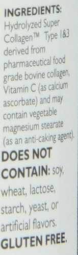 016185128958 - Neocell Super Collagen Type 1 and 3 plus Vitamin C Tablets, 120 Count carousel main 2