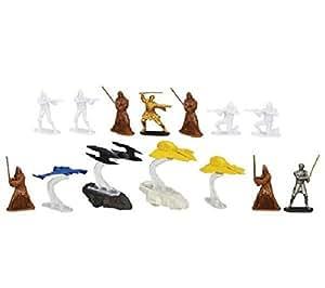 HASBRO Star Wars - Figuras Command Pack Galáctico Batalla Final