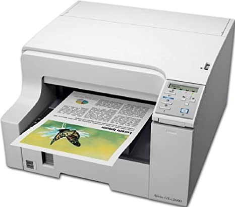 Ricoh Aficio GX e2600 - Impresora de Tinta (RPCS, 3600 x 1200 dpi ...