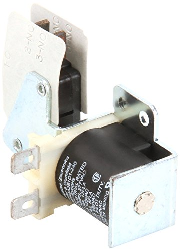Vulcan Hart 843812 110-volt Single Relay for Electric Counter Convection (Vulcan Hart Convection Steamer)