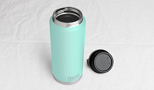 7232e198f3 YETI Rambler 36oz Vacuum Insulated Stainless Steel Bottle with Cap  (Stainless Steel) (Seafoam