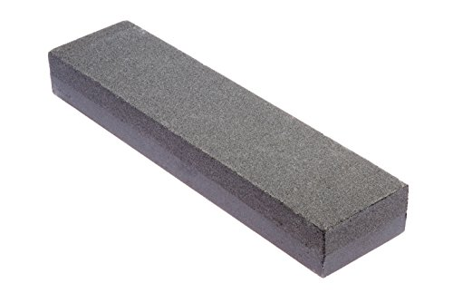 """SE SS72BK 8"""" Silicon Carbide Double-Sided Whetstone, Grit..."""
