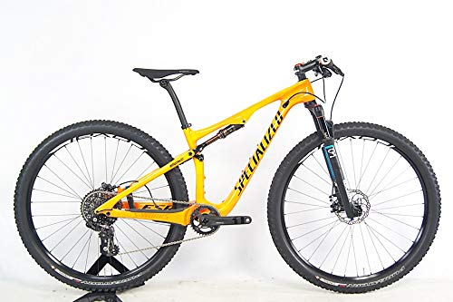 SPECIALIZED(スペシャライズド) S-WORKS EPIC FSR Comp Carbon World Cup-Torch Edition(エスワークス EPIC トーチエディション) マウンテンバイク 2016年 Sサイズ B07G46FRCD