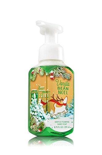 Bath & Body Works Gentle Foaming Hand Soap Vanilla Bean Noel (Foaming Vanilla Bean)