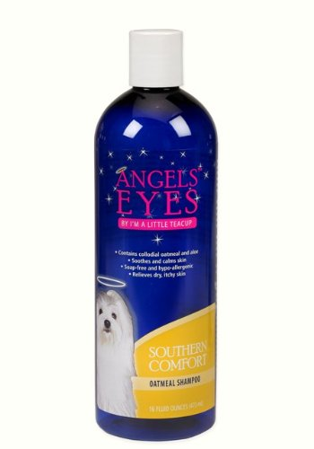 Angels' Eyes Southern Comfort Oatmeal Shampoo, 16-ounce