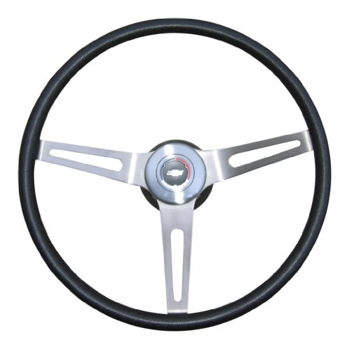 69 70 Chevelle 3-Spoke Sport Cushion Steering (Sport Muscle Wheels)