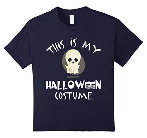 Kids This Is My Halloween Costume T-Shirt Funny Halloween Tee 12 (4th Of July Halloween Costume Ideas)
