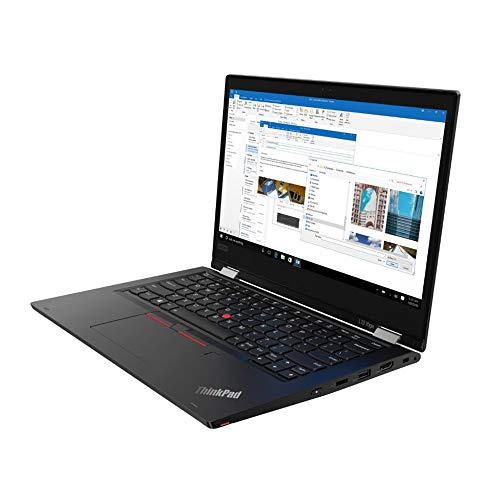 2021 Lenovo ThinkPad Yoga L13 13.3 Inch FHD 1080P Touchscreen 2-in-1 Laptop, Intel Core i5-10210U (Beats i7-7500U), 8GB RAM, 2TB SSD, Backlit KB, Win10 + NexiGo Wireless Mouse Bundle