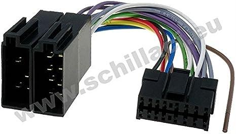 Auto Radio Adapter Anschluss Kabel Kabelbaum Pioneer Elektronik