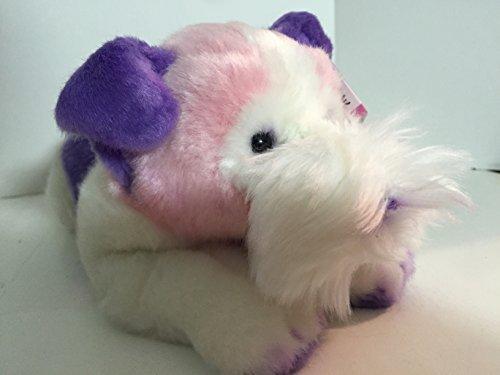 (Russ Yomiko Classic Dreamers Pastel Pink/Purple Fox Terrier 12