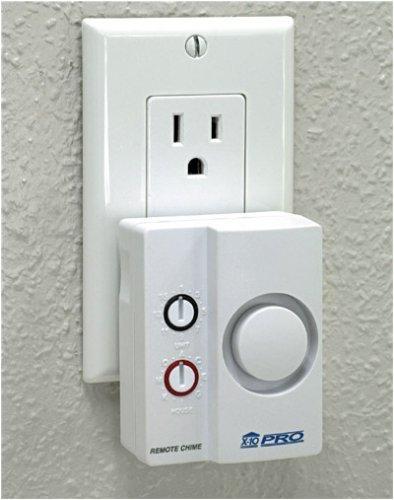 X10 SC546A Plug-In Remote Chime Module