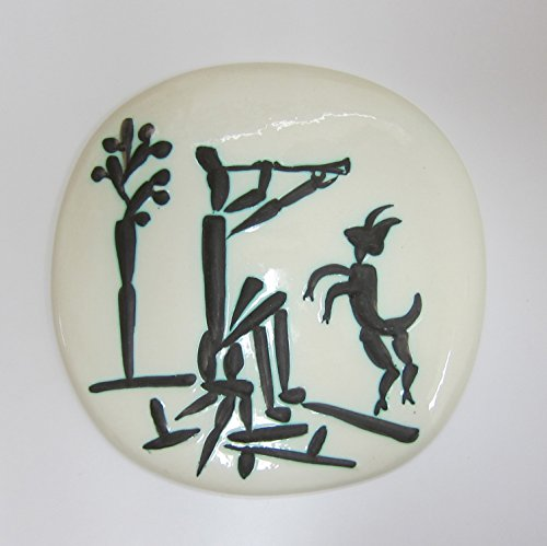 Picasso Madoura Ceramic Ramie 382 Joueur de Flûte et for sale  Delivered anywhere in USA