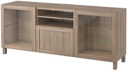 Ikea 12202.261411.1830 - Mueble de TV con cajones de Cierre Suave ...