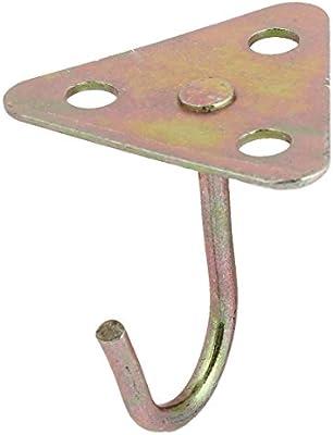 Aexit Base en forma de triángulo Soporte para ventilador de techo ...