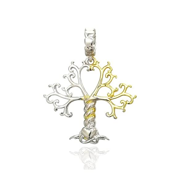 bd493a013 with God All Things are Possible Family Tree of Life Pendant 925 ...