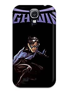 Areebah Nadwah Dagher's Shop Cheap New Nightwing Tpu Case Cover, Anti-scratch Phone Case For Galaxy S4 7879337K13999430