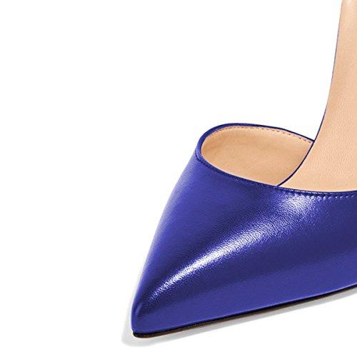 Lutalica Cinturino Donna alla Caviglia Opaco Blu SSdwqpPr4n