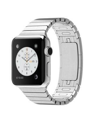 Apple Watch 38mm MJ3E2J/A [ステンレススチールリンクブレスレット]の商品画像