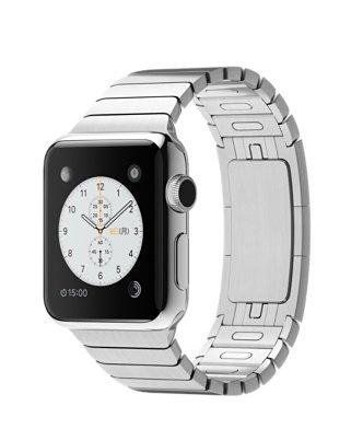 Apple Watch 38mm MJ3E2J/A [ステンレススチールリンクブレスレット]