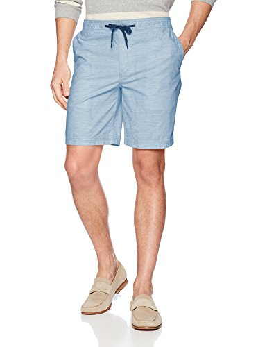 IZOD Mens Saltwater Chambray Walking Short