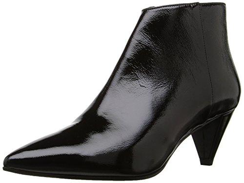 Aquatalia Women's Anya Naplak Ankle Bootie Black gQd5r