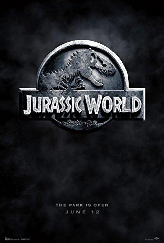 JURASSIC WORLD MOVIE POSTER 2 Sided ORIGINAL Advance 27x40 C