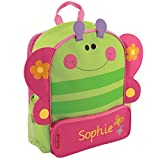 Best Sidekick Backpacks With Embroidered - Personalized Stephen Joseph Butterfly Sidekick Backpack with Embroidered Review