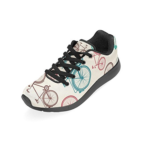 Sneaker Shoes Running Lightweight Easy Go Jogging Athletic Walking Women's Sports colorful Bicycle Comfort InterestPrint gqwtHCB