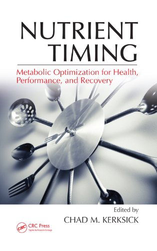 Nutrient Timing: Metabolic Optimization for Health, Performance, and Recovery