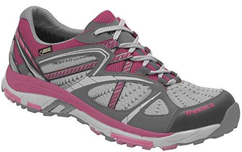 Treksta Evolution 161 Gortex Hiking Shoe, Womens, Pink, 6 (Gore Tex Xcr Shoe)