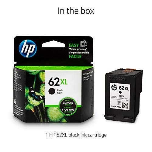 HP 62XL Ink Cartridge Instant Ink Prepaid Code