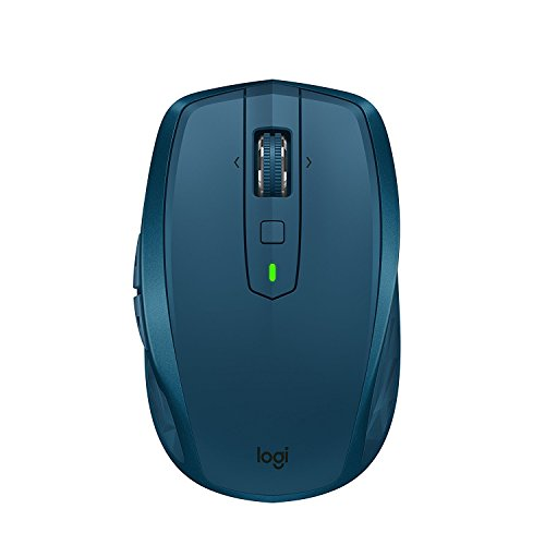 Logitech MX Anywhere 2S Wireless Mouse - Use on Any Surface,...