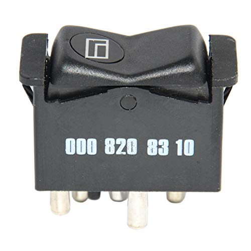 Window Switch Front Side Left or Right For Mercedes R107 380SL 560SL 0008208310