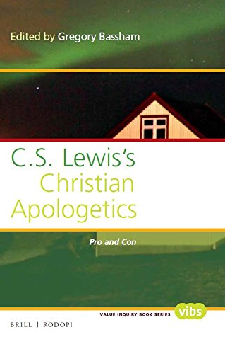 C. S. Lewis's Christian Apologetics: Pro and Con (Value Inquiry Book) (Pros And Cons Of Pros And Cons)