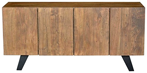Moe's Home Collection Drift Solid Acacia Wood Sideboard